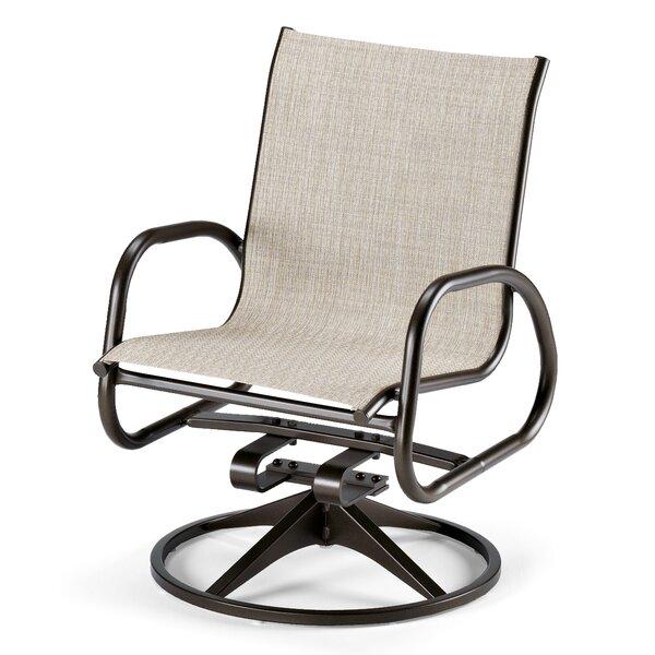 Gardenella Swivel Patio Dining Chair (Set of 2) by Telescope Casual Telescope Casual