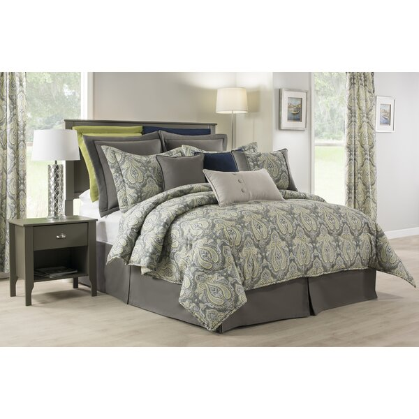 Manseau Single Reversible Comforter by Darby Home Co