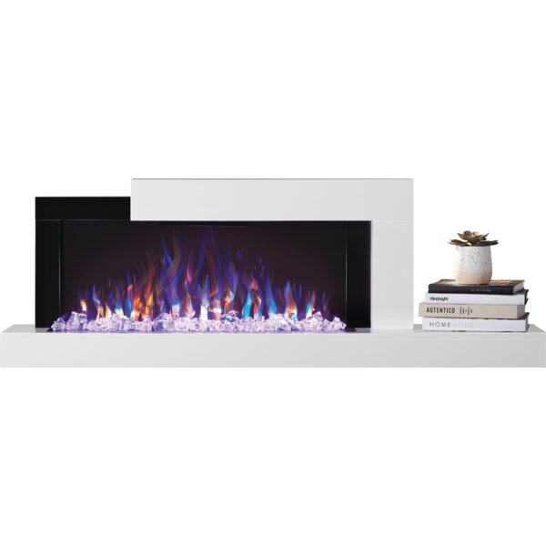 Stylus Wall Mounted Electric Fireplace by Napoleon Napoleon
