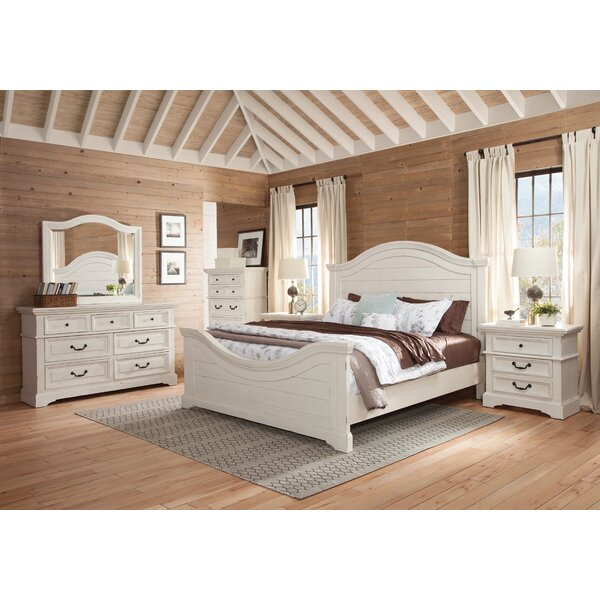 Stonebrook King Standard Configurable Bedroom Set by American Woodcrafters