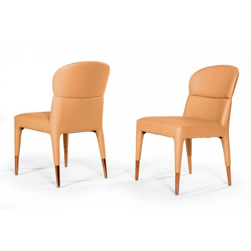 Mclain Modern Upholstered Dining Chair