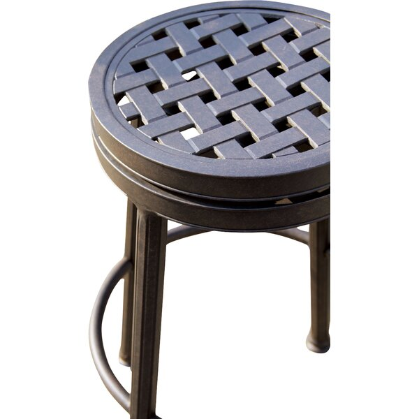 Aberdeen 30 Backless Patio Bar Stool by Alcott Hill| @ $212.80
