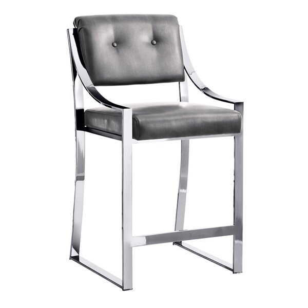 Club Savoy 25.5 Bar Stool by Sunpan Modern
