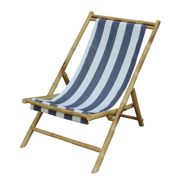Sling Folding Beach Chair by Highland Dunes Highland Dunes