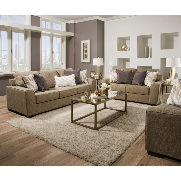 Kaminski Configurable Living Room Set by Bloomsbury Market