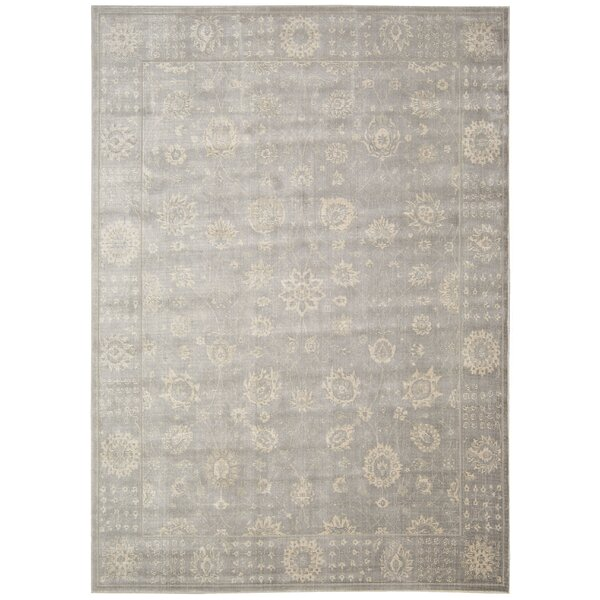 Bourgault Ironstone Area Rug by One Allium Way