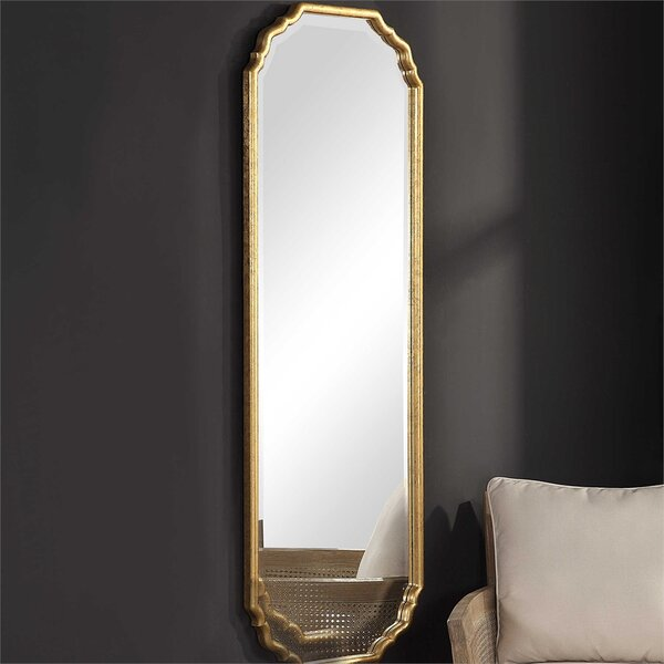 Christiano Full Length Mirror by House of Hampton