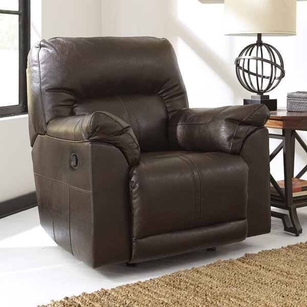 Nott Manual Rocker Recliner [Red Barrel Studio]