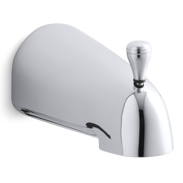 Devonshire 4-7/16 Diverter Bath Spout with Npt Connection by Kohler