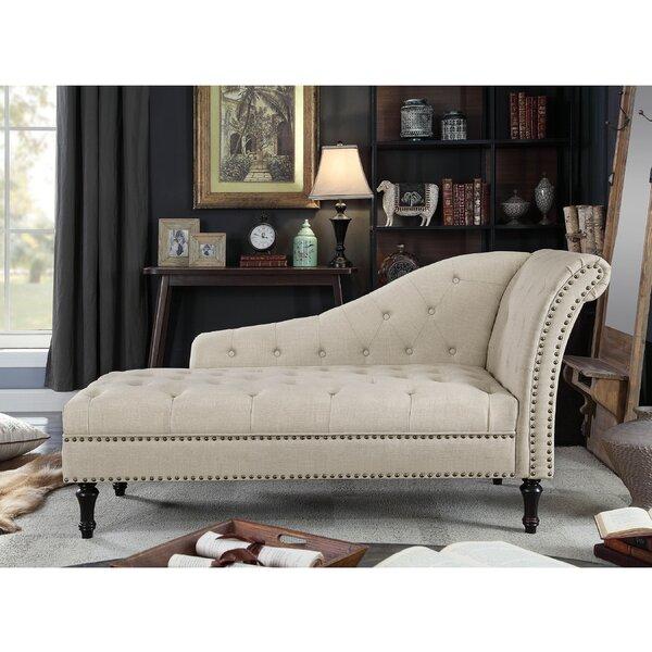 Small Bedroom Chaise | Wayfair