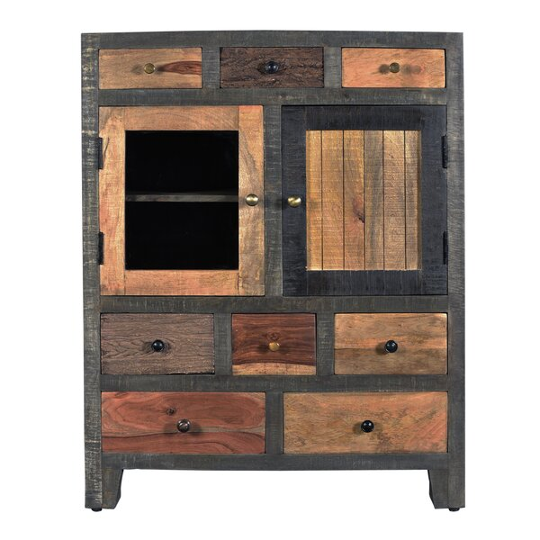 Moultry 2 Door Accent cabinet by World Menagerie World Menagerie
