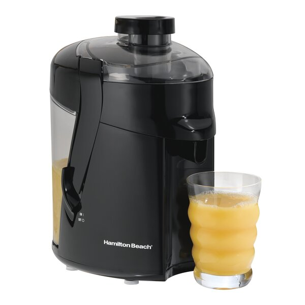 Health Smart Juicer By Hamilton Beach.