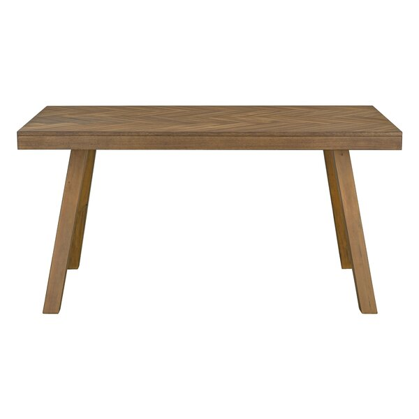 Tuggle Dining Table by Millwood Pines Millwood Pines