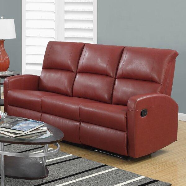 Fiala Reclining Sofa by Ebern Designs