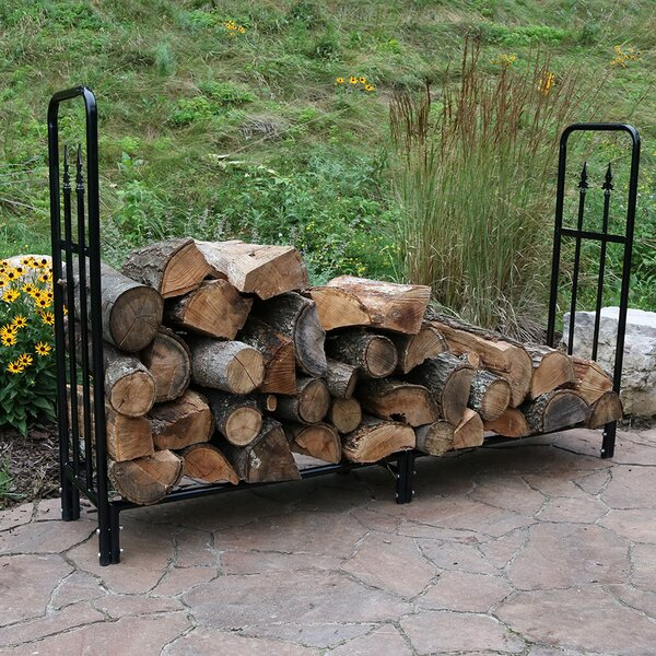 Decorative Firewood Log Rack by Wildon Home ®