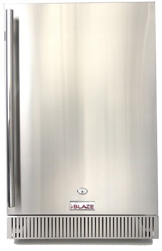 Blaze 20.5-inch 4.1 cu. ft. Undercounter Compact Refrigerator by Blaze Grills