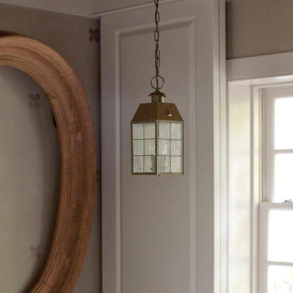 Nantucket 2-Light Outdoor Hanging Lantern by Hinkley Lighting