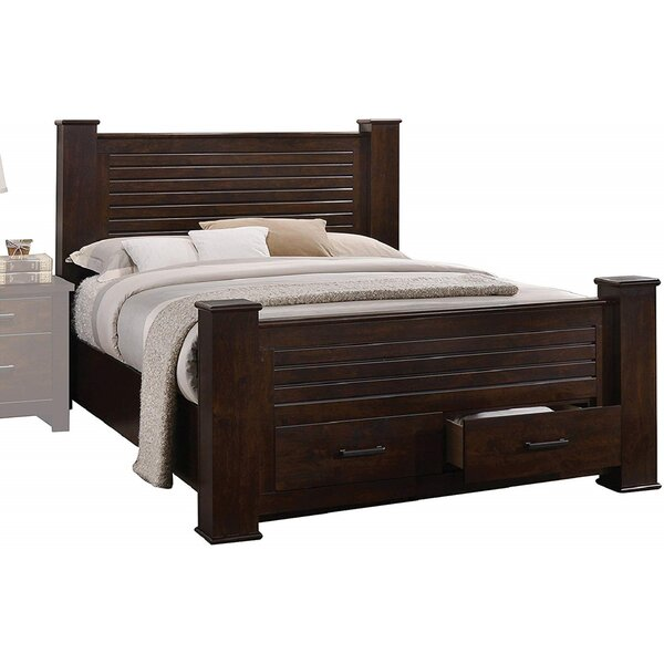 Panang Queen Storage Standard Bed by Simple Relax