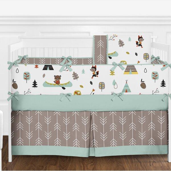 Outdoor Adventure 9 Piece Crib Bedding Set by Sweet Jojo Designs