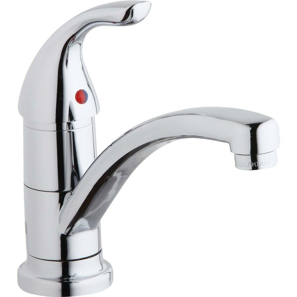Single Handle Kitchen Faucet by Elkay