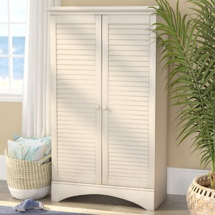 New White Storage Cabinets With Doors Design