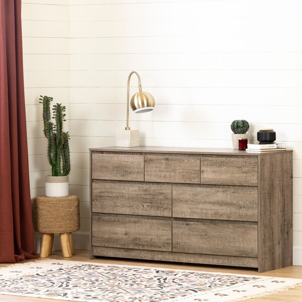 Sazena 7 Drawer Double Dresser by South Shore