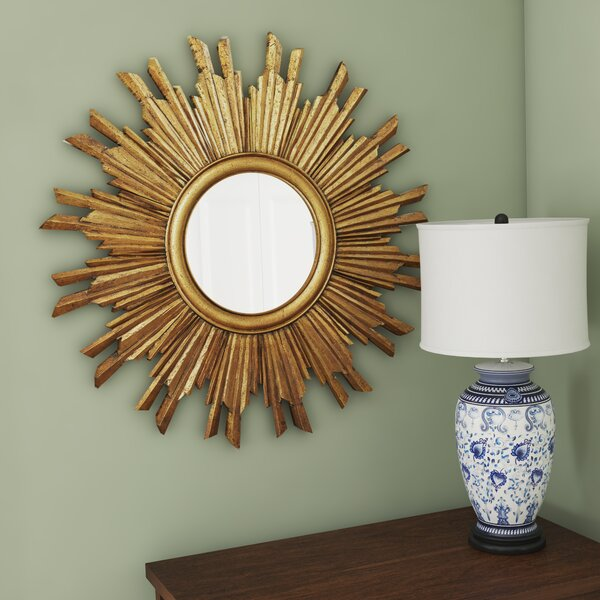 Fitzgibbons Accent Mirror by Three Posts