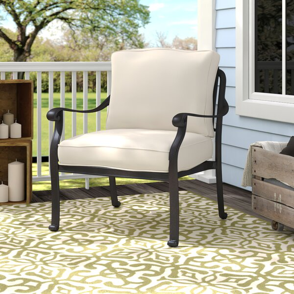 Lebanon Patio Chair by Three Posts Three Posts