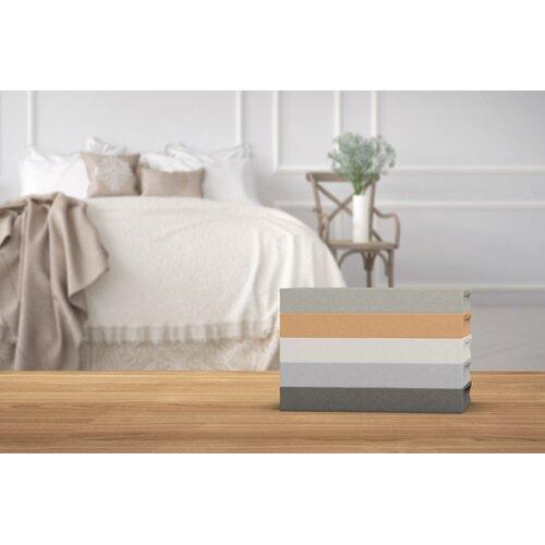 Heike Comfort Jersey Spannbettlaken 100 120  140 160 180  200 x 200 cm Restfarbe