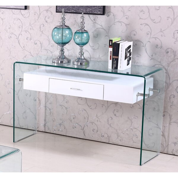Best Quality Furniture White Console Tables