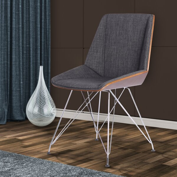 Gebhart Upholstered Dining Chair by George Oliver