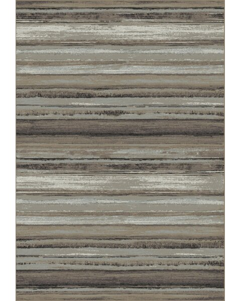 Miskell Brown Area Rug by Williston Forge