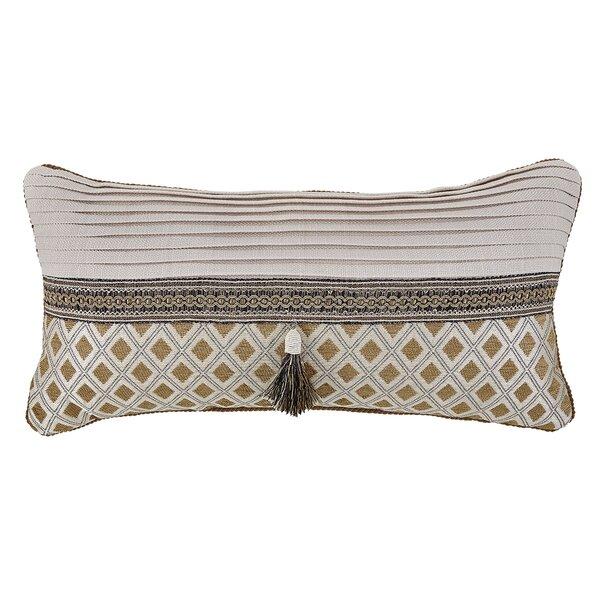 Philomena Boudoir Lumbar Pillow by Croscill Home Fashions