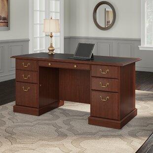 Cowdray Executive Desk By Astoria Grand