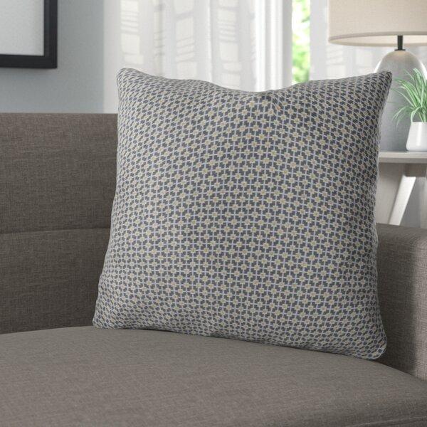 Dossantos Luxury Throw Pillow by Corrigan Studio