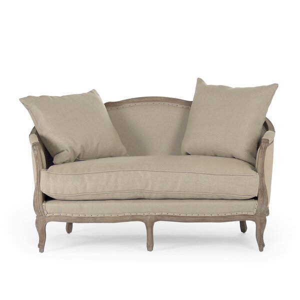 Gracia Loveseat by One Allium Way