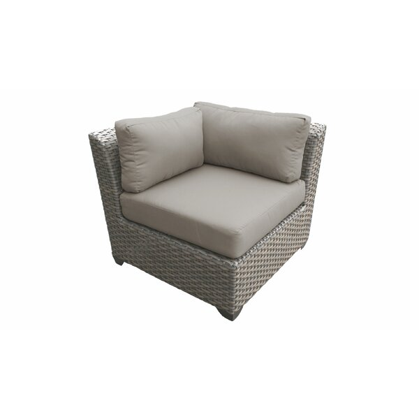 Romford Patio Chair with Cushions by Sol 72 Outdoor