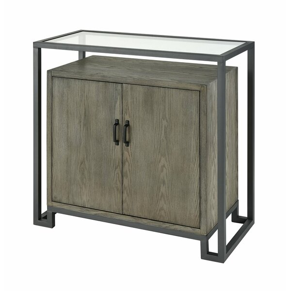 Illman 2 Door Accent Cabinet by 17 Stories