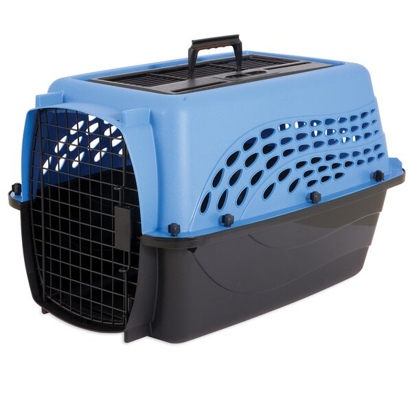 2 Door Top Load Kennel Pet Carrier by Jackson Galaxy