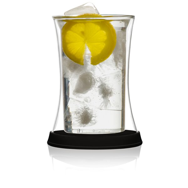 Javaa 10 oz. Double Wall Glass (Set of 4) by Highwave Inc.