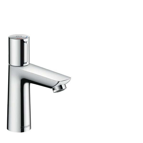Talis E Easy on/off Single Hole Bathroom Faucet Less Handles with Drain Assembly