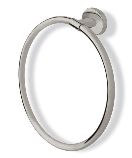 Diana Wall Mounted Towel Ring by Stilhaus by Nameeks