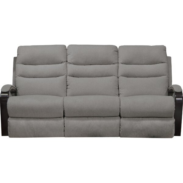 Buy Cheap Jansen Reclining 78'' Round Arms Sofa