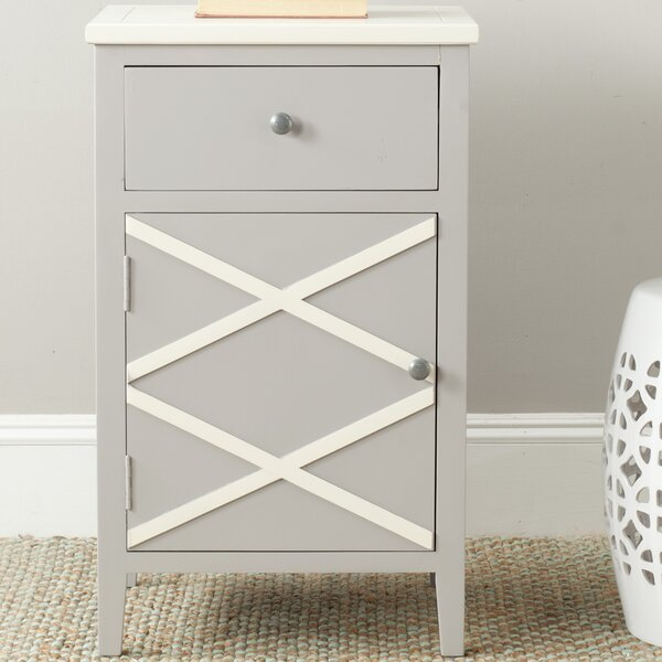 Cherell End Table by Latitude Run