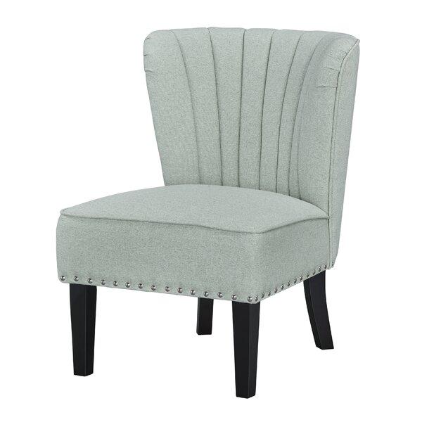 Aquavia Slipper Chair by House of Hampton House of Hampton®