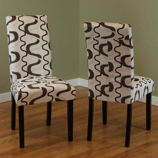 Swarthout Parsons Chair (Set Of 2) By Latitude Run Herry Up