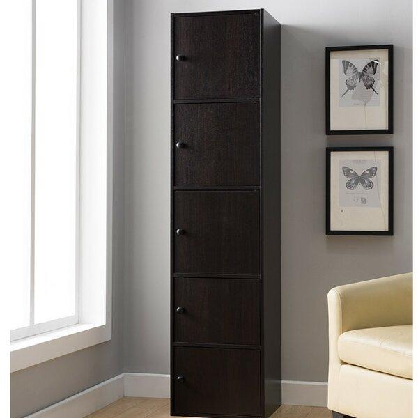 Dewitt 5 Closed Door Storage Cabinet by Rebrilliant