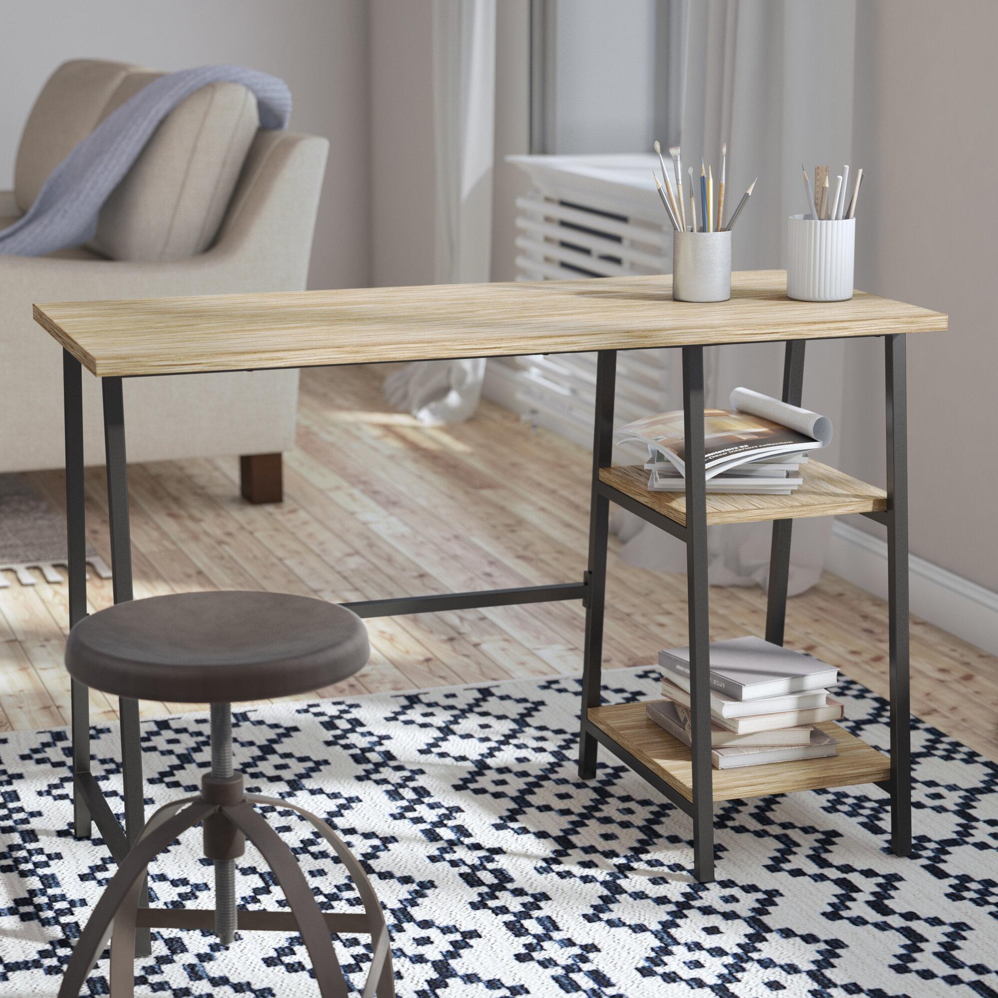 Merveilleux Laurel Foundry Modern Farmhouse Ermont Writing Desk U0026 Reviews | Wayfair