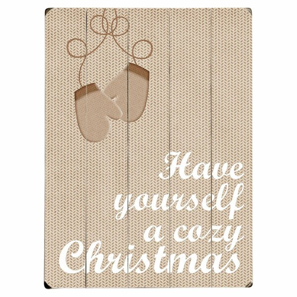 Have Yourself a Cozy Christmas Graphic Art Print Multi-Piece Image on Wood by Artehouse LLC