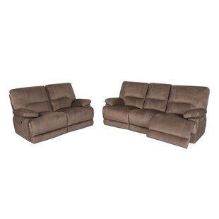 Revel 2 Piece Reclining Living Room Set by Red Barrel Studio®